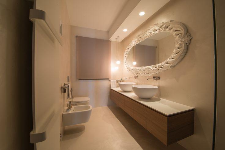 Bagni doppio , arredamento, mobili, bagno, sanitari, marmo, cristallo, arredo bagno, rubinetteria, vasca, docce, lavabi, piani, Arredo bagno Bergamo,