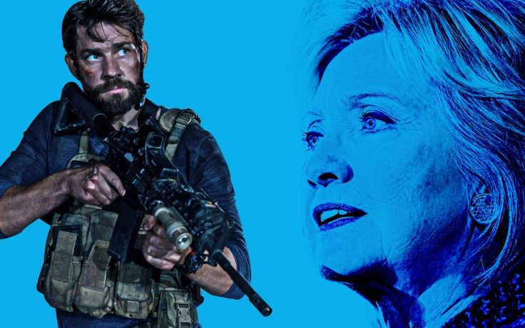 The Movie Hillary Clinton Doesn't Want You to See Michael Bay's film '13 Hours: The Secret Soldiers of Benghazi' depicts the real-life Sept. 11, 2012, attack by Islamic terrorists on a U.S. diplomatic compound in Libya. 1/14/16  ...the final thought that lingers before the credits roll, the last thing American audiences will see before the lights come up: a postscript noting that America's failure in Libya was succeeded by the rise of ISIS.