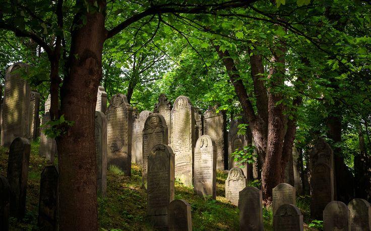 HANNOVER Alter jüdischer Friedhof   Cemetery Hanover germany