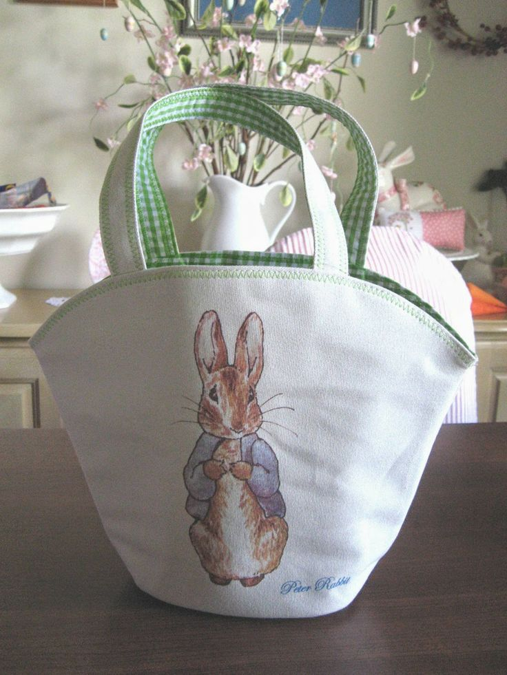 Peter Rabbit bag