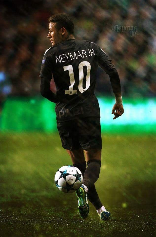 He left Barca to be his own #10...all the best to Neymar