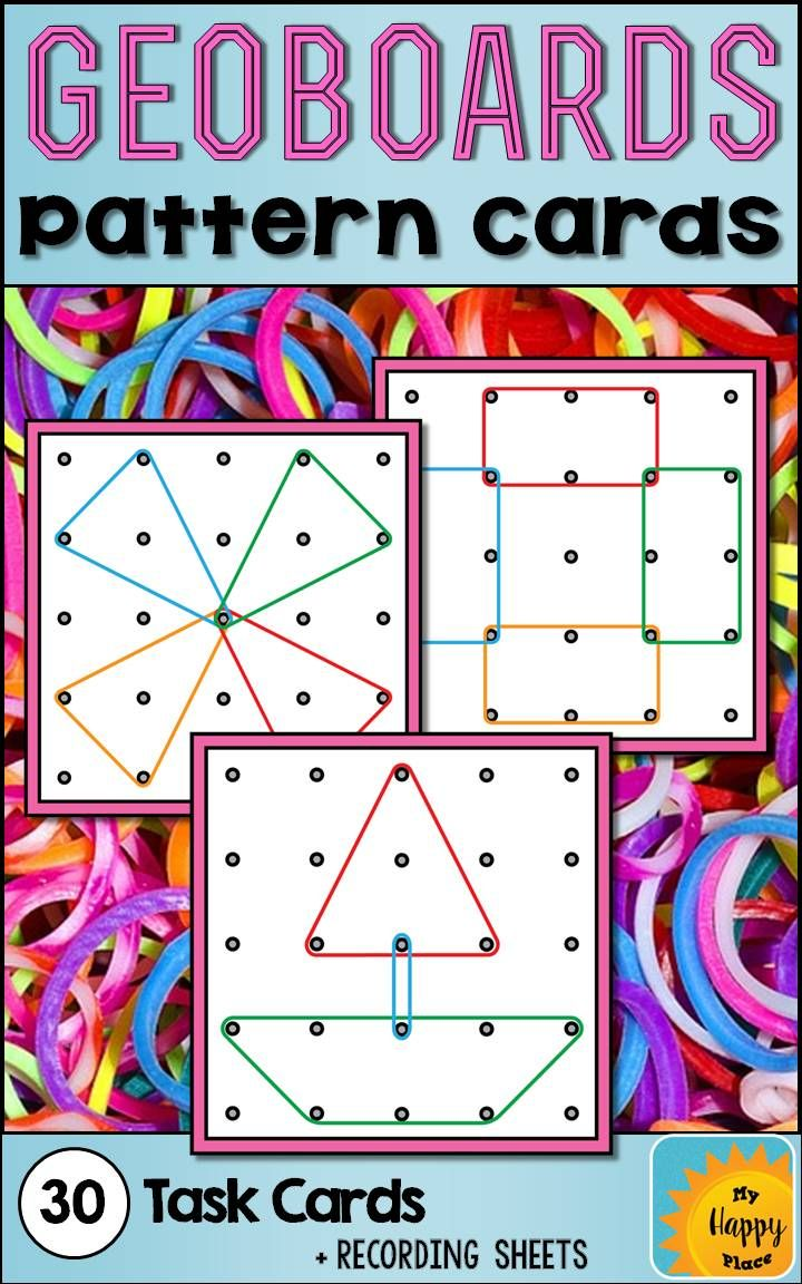 Worksheet Pattern Activities For Kindergarten best 25 patterning kindergarten ideas on pinterest teaching geoboards pattern cards a great center for geometryshapes in pre k