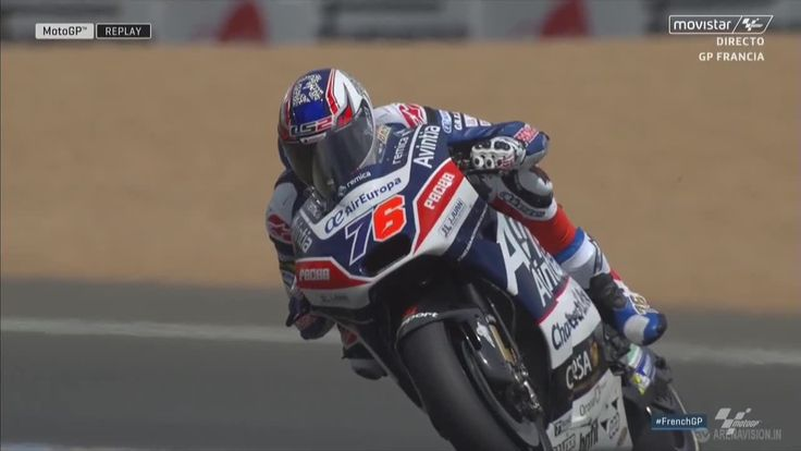 French GP Free Practice 4 - Loris Baz