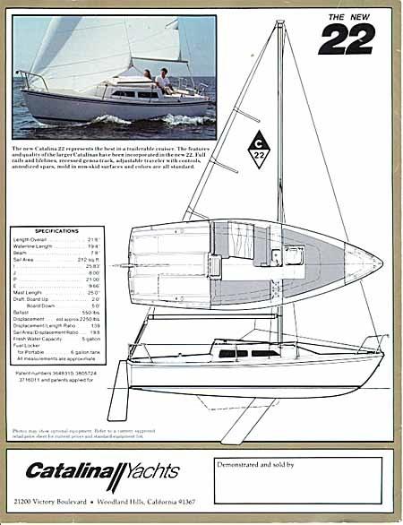 21 best catalina 22 images on pinterest sailing ships boating and rh pinterest com Catalina 22 Manual Catalina 22 Backstay
