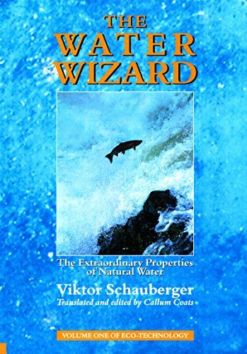 The Water Wizard - The Extraordinary Properties of Natural Water: Volume 1 of Renowned Environmentalist Viktor Schauberger's Eco-Technology Series by Viktor Schauberger http://www.amazon.com/dp/B00MOFP94Q/ref=cm_sw_r_pi_dp_Oacwwb1RB6RQX