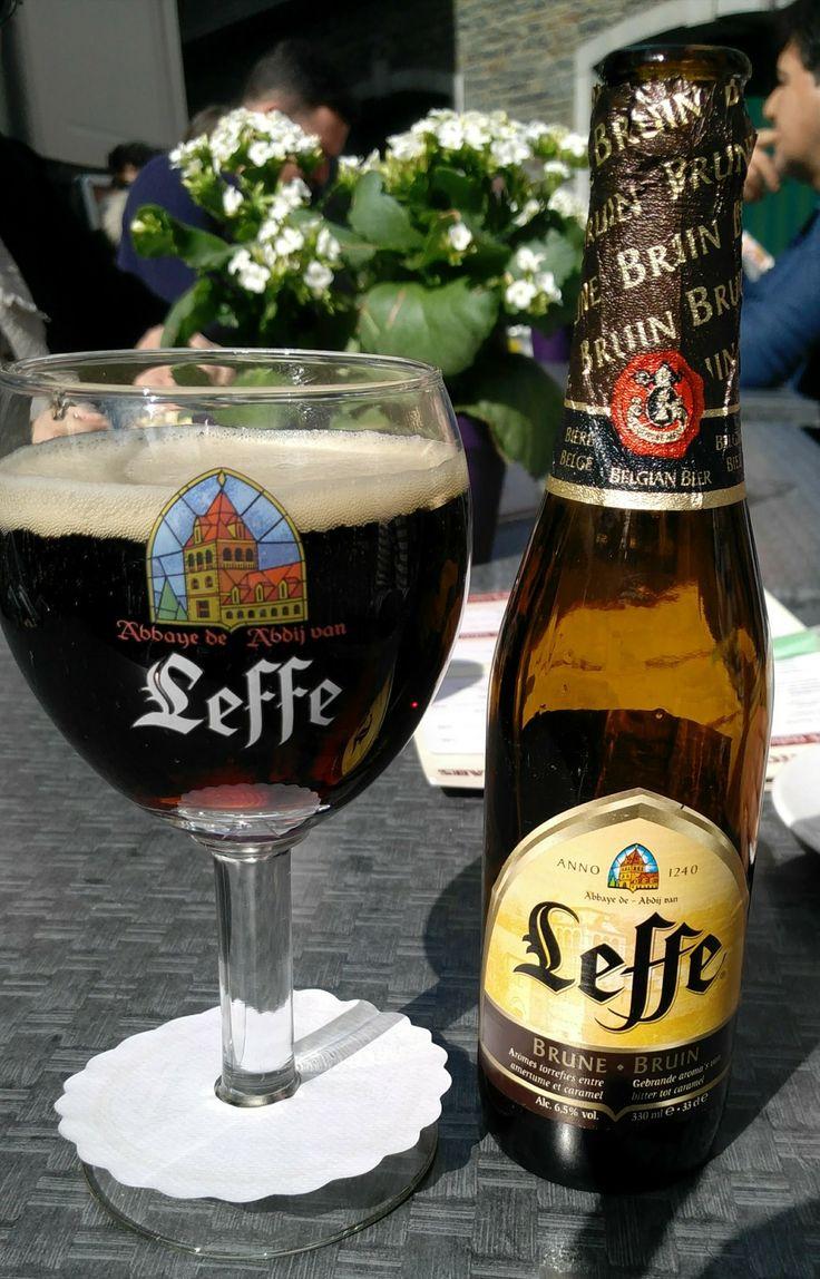 Leffe Bruin Belgium Beer ALC 6,5% VOL