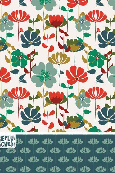 print & pattern - Laura Brochard