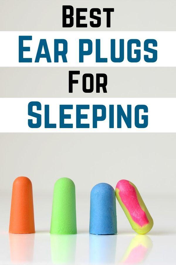 Top 10 Best Earplugs For Sleeping In 2019 Reviewed Best Earplugs For Sleeping Sleeping Ear Plugs Organization Hacks