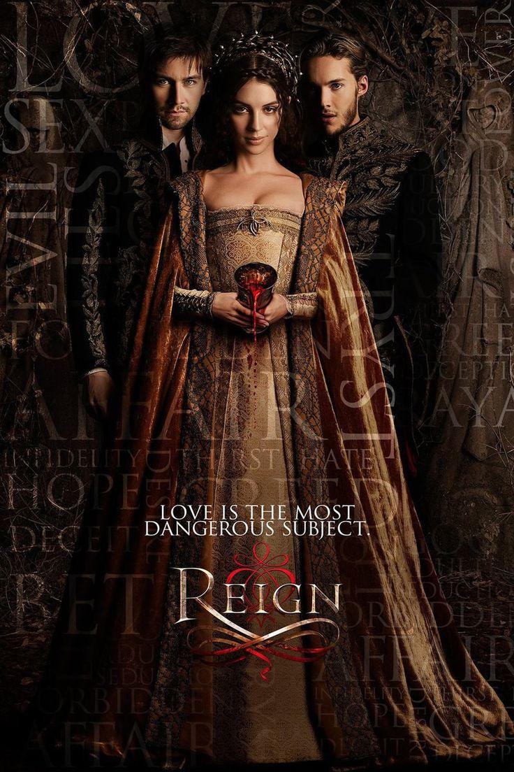 Trailer promove o 2º episódio de Reign!