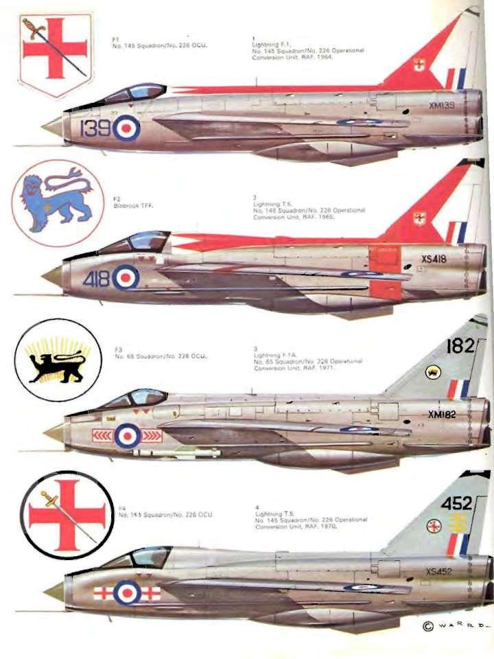 37 English Electric-BAC Lightning Page 32-960