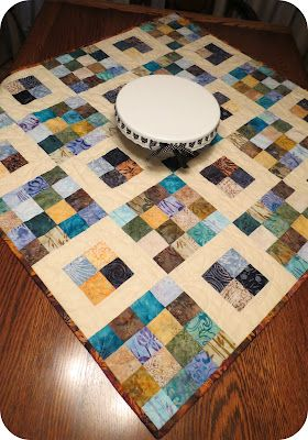 QuiltNut Creations: Quilt Monday - good charity quilt