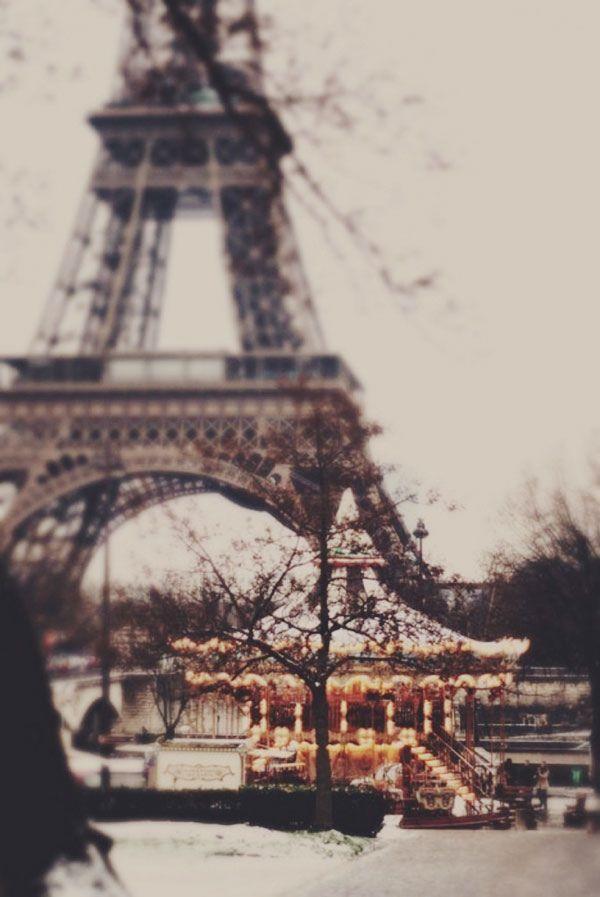 Carousal in Paris}   Flickr