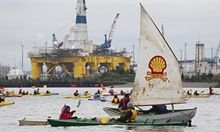 Royal Dutch Shell cuts ties with Alec over rightwing group's climate denial | Business | The Guardian