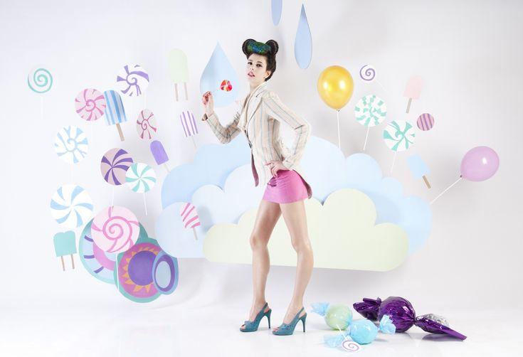 Fashion and Textile Design by Mina Vesovic