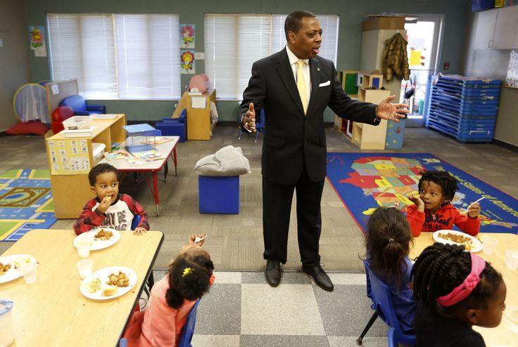 Southern University alum  John Berry is executive director of Tri-County Child & Family Development Council, which operates the Head Start programs in Black Hawk, Buchanan and Grundy counties in Iowa