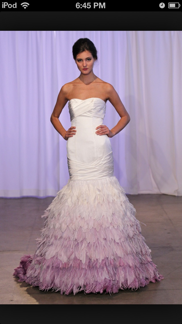 73 best Wedding Gowns images on Pinterest   Wedding frocks ...