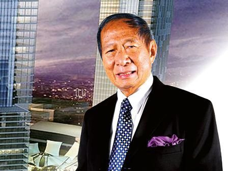 Pak Ci, my first boss