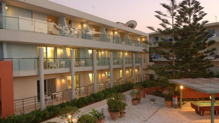 Hotel Minos, Creta, Grecia