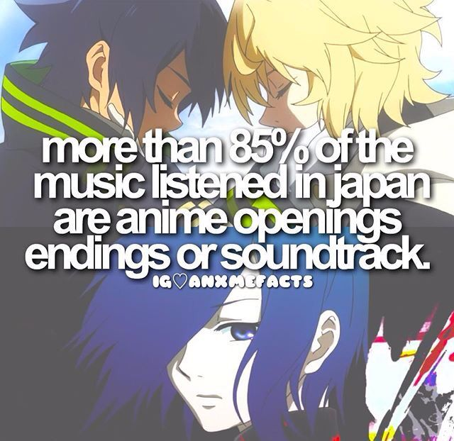 Anime facts love Japan so much