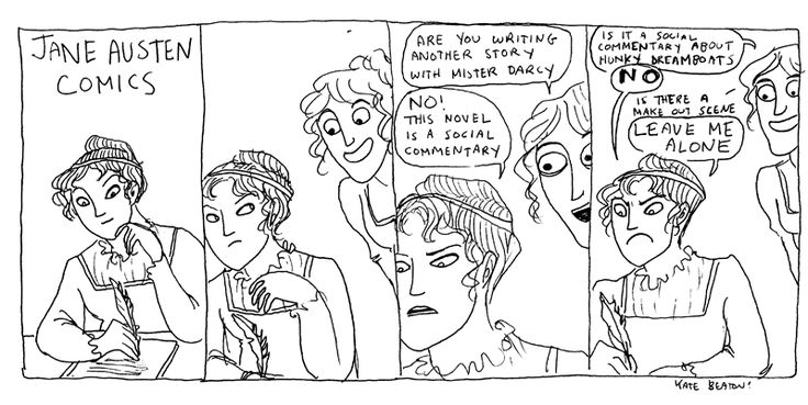 An analysis of the subtle humor of jane austens pride and prejudice
