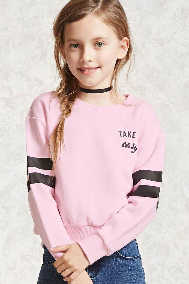 Product Name:Girls Graphic Sweatshirt (Kids), Category:girls_tops, Price:14.9