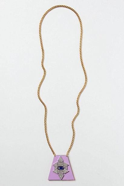 Noetic Soiree Necklace // Anthropologie
