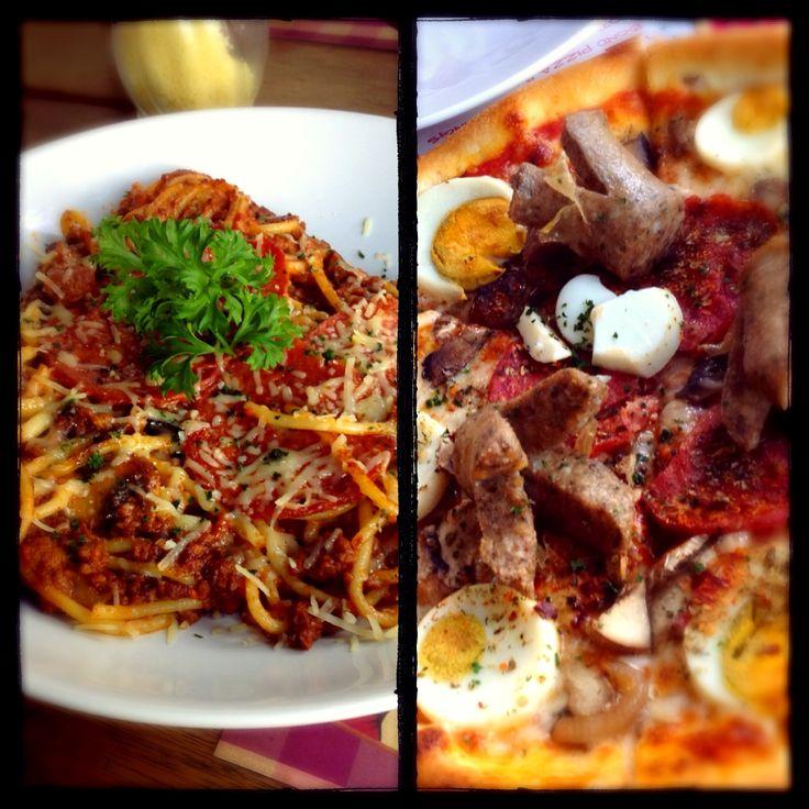 Pasta and Pizza @ Pizza e Birra