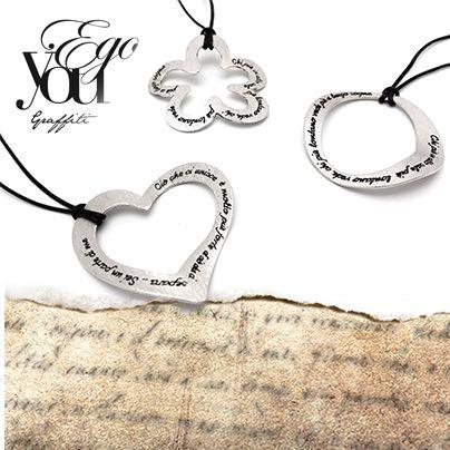 Girocolli in argento 925°° con incisione personalizzabile