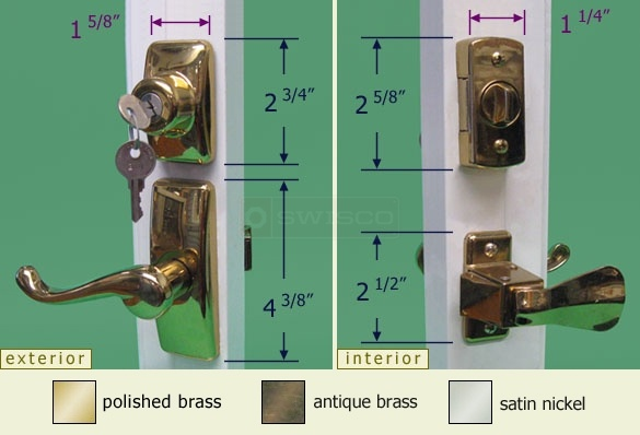 A A A Ca A B C E Ad Cd on Larson Storm Door Hinge Replacement
