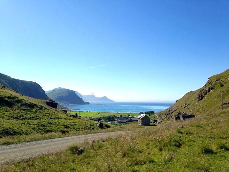 Vestvågøy in Lofoten