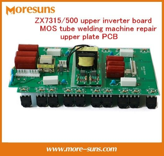 With 20pcs MOS 3878 tube general field tube ZX7315/500 upper inverter board MOS tube welding machine repair upper plate control