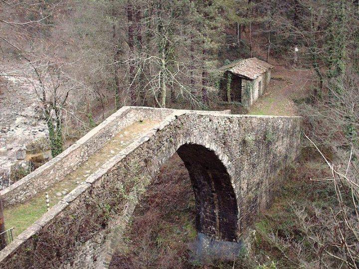 Ponte del Molino - Castiglione Garfagnana - Lucca