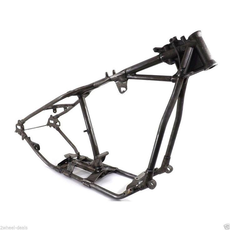 117 best Chopper frames and front ends images on Pinterest | Chopper ...