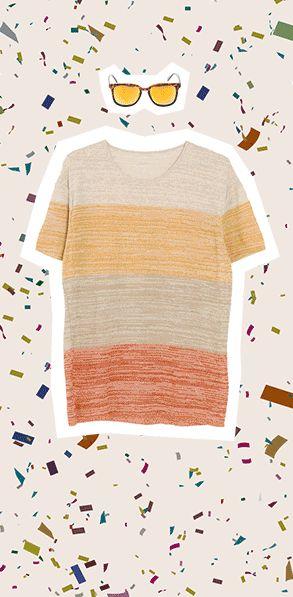 Bershka Bscene: Festival Hype: Men T-shirts #springsummer15 #menswear #sunglasses #styleguide