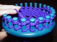 Twisted Knit Stitch Round Loom : 1000+ images about Looming Stitches & picture tutorials on Pinterest Ca...