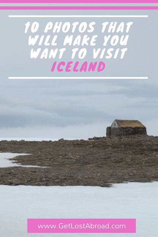 Iceland travel tips and road trips. Iceland travel inspiration through photography: National Parks, ice, sunset, waterfall, volcano, ...