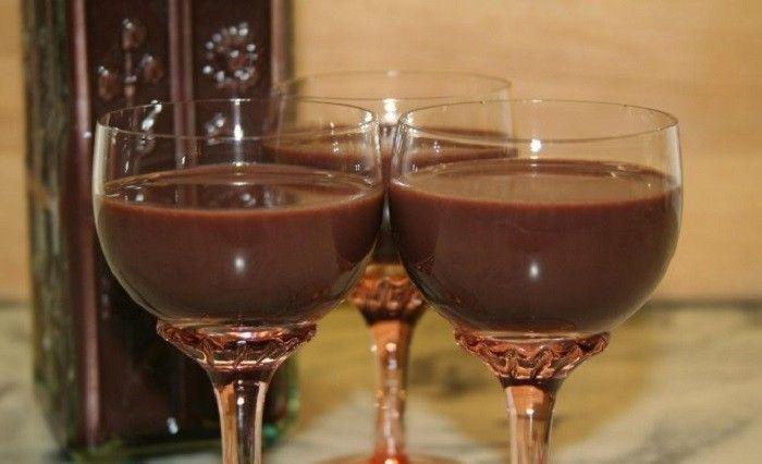 Csokilikőr - MindenegybenBlog