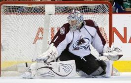 2012 Calder Memorial Trophy: Gabriel Landeskog - 06/20/2012 - Colorado Avalanche - Photos