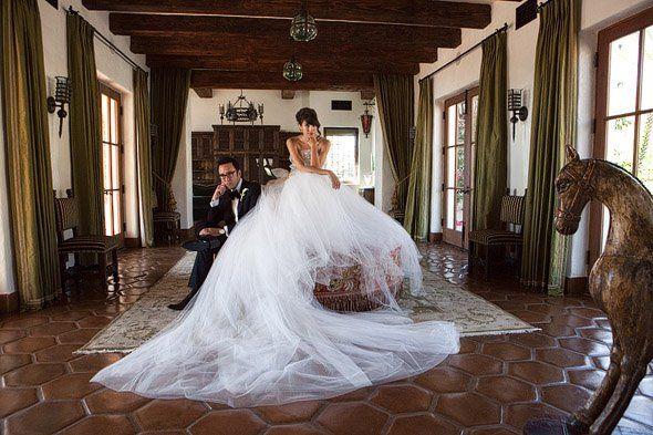Mandana Dayani. THAT DRESS! gah.   My Bride.   Pinterest ...