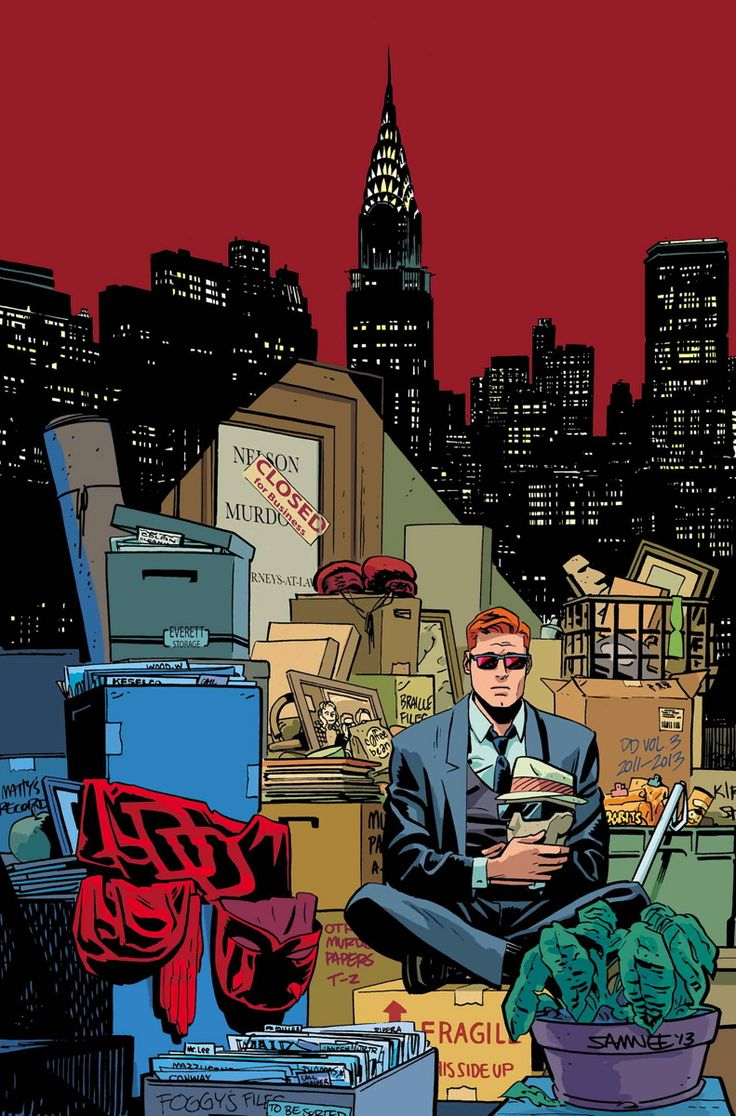 DAREDEVIL #36 MARK WAID (W) • CHRIS SAMNEE (A/C) The Astounding Final Issue! 32 PGS./Rated T+ …$2.99