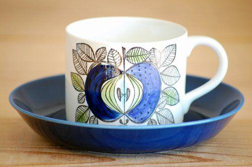 RORSTRAND/ロールストランド/EDEN/エデン/コーヒーカップ&ソーサー - 北欧雑貨と北欧食器の通販サイト| 北欧、暮らしの道具店