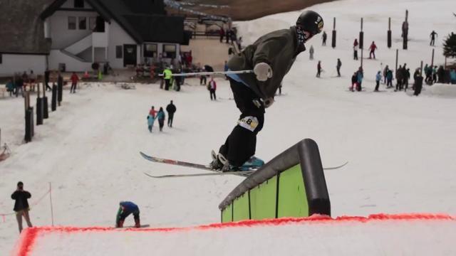 #YMR #Killington #Skiing    Warm spring days bring about dwindling conditions in 2012: Killington Skiing, Skiing Warm, Warm Spring, Ymr Killington