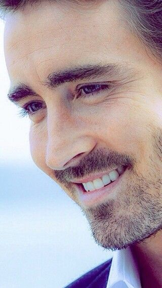 Lee Pace --- I actually like this