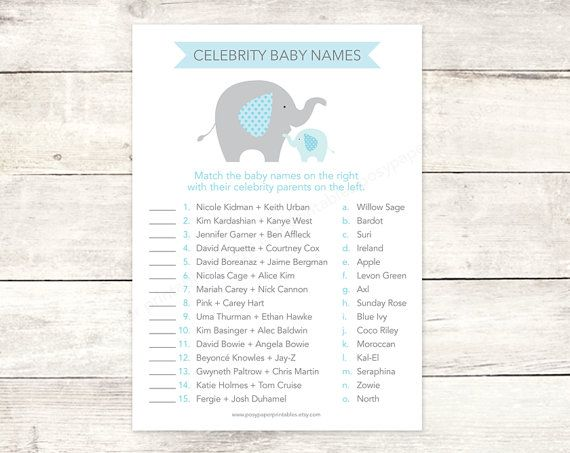 43 Best Baby Shower Games - TheBump.com