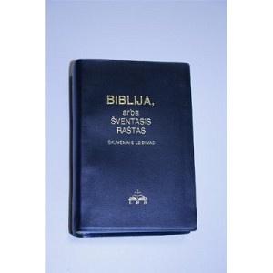Lithuanian Bible / Biblija, Arba Sventasis Rastas / Ekumeninis Leidimas / Lithuania
