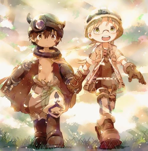 Image result for made in abyss reg fanart