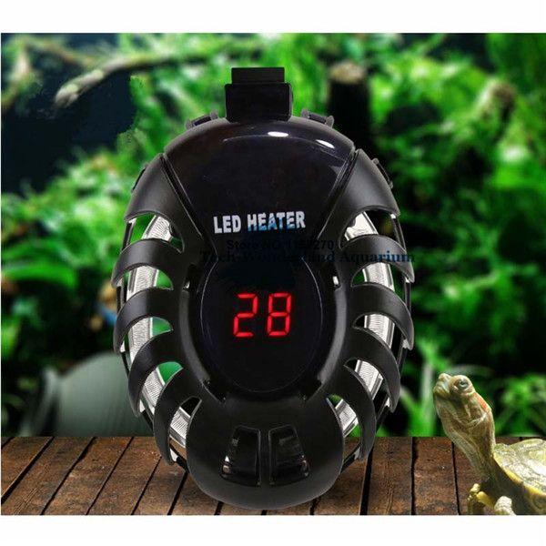 50 W 100 W Aquário Aquecedor Aquário Electricheating Hastes Digital Controlador de Temperatura No Tanque Da Tartaruga do Tanque de Peixes Vara | 32814709630_th