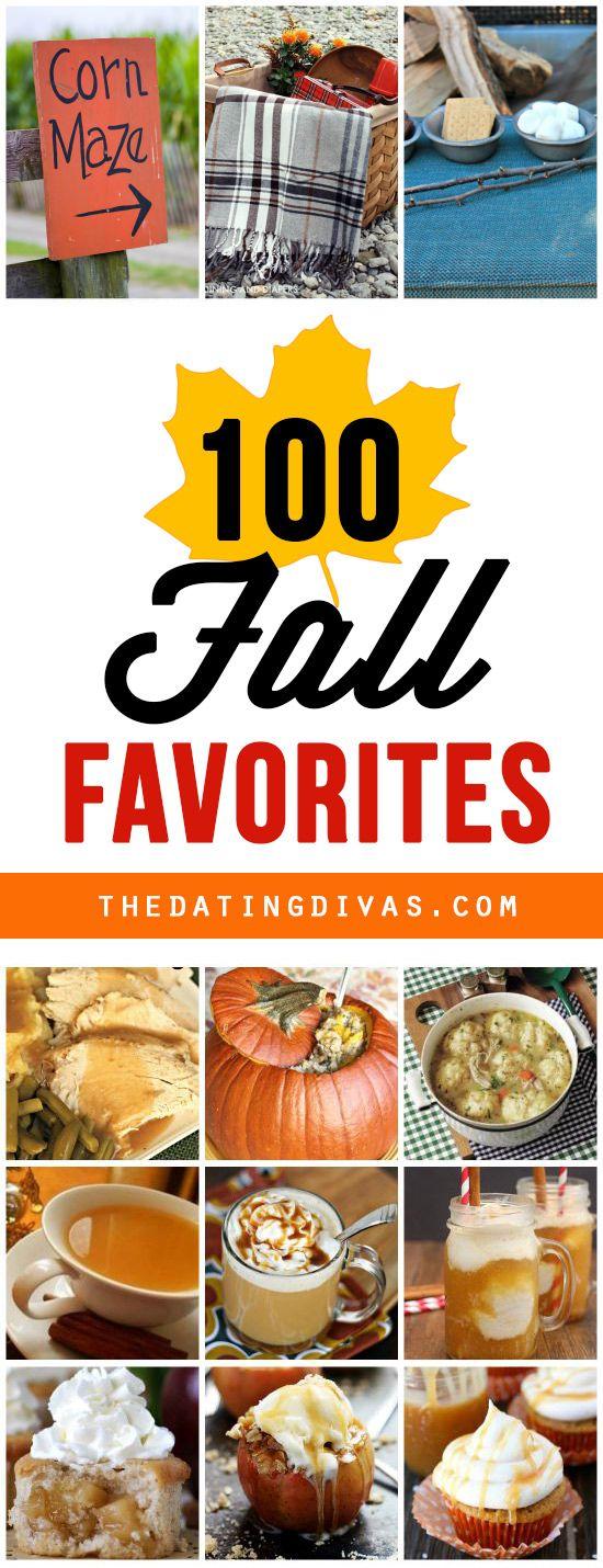 100 Fall Favorites