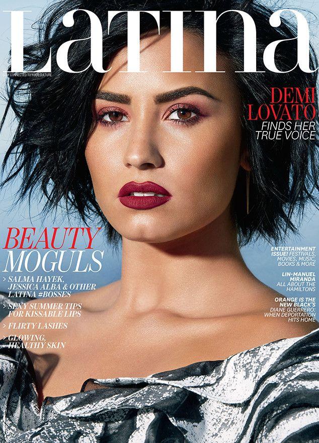 Demi Lovato Says Wilmer Valderrama Is ''More Passionate'' Than Her White Ex-Boyfriends | E! Online Mobile