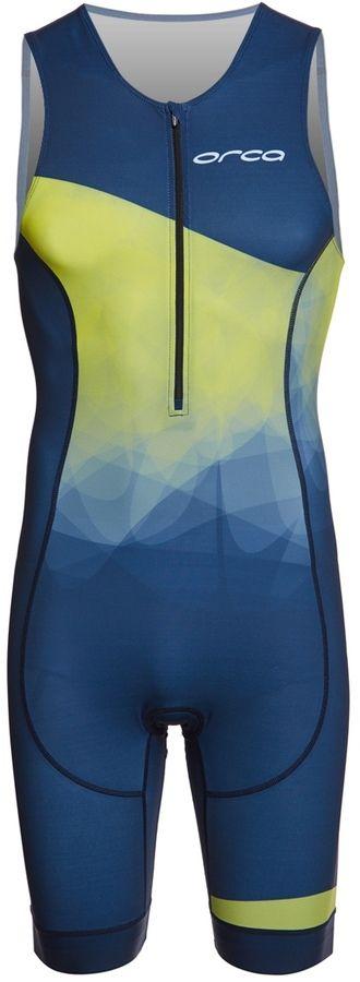 Orca Men's Custom Front Zip Club Tri Suit 8157865